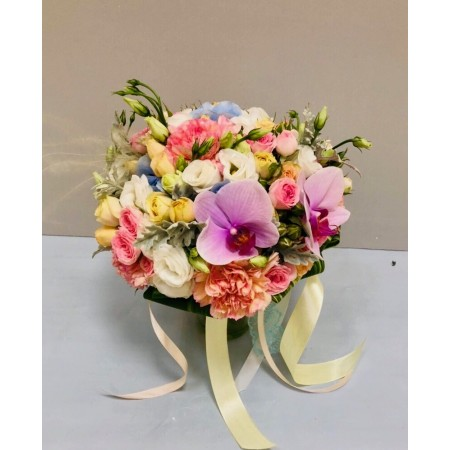 Букет невесты 004