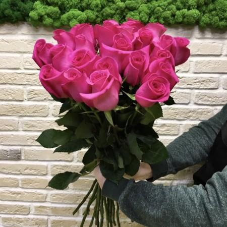 Розы Пинк Флойд 25 шт