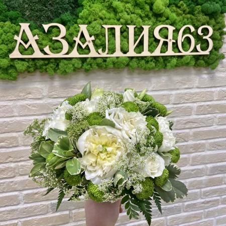 Букет Невесты 007