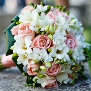Топ-10 букетов невесты