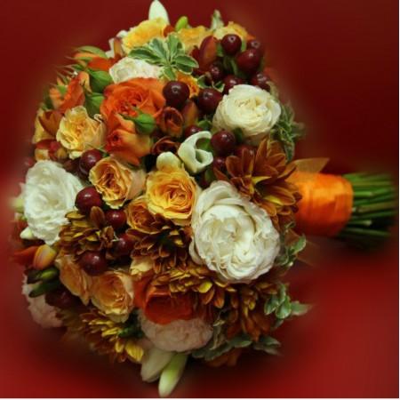 Букет невесты 75