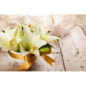 Язык цветов: лилия в букете